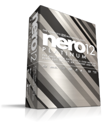 Nero 12 Platinum - The Only Media Suite You Need to Burn, Edit, Backup, Rip, Convert and Play